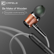 Earphone Headphone for iPhone 6 Xiaomi Headset Gaming Wood Earphone with Mic for Samsung Earphone 120cm 3.5mm