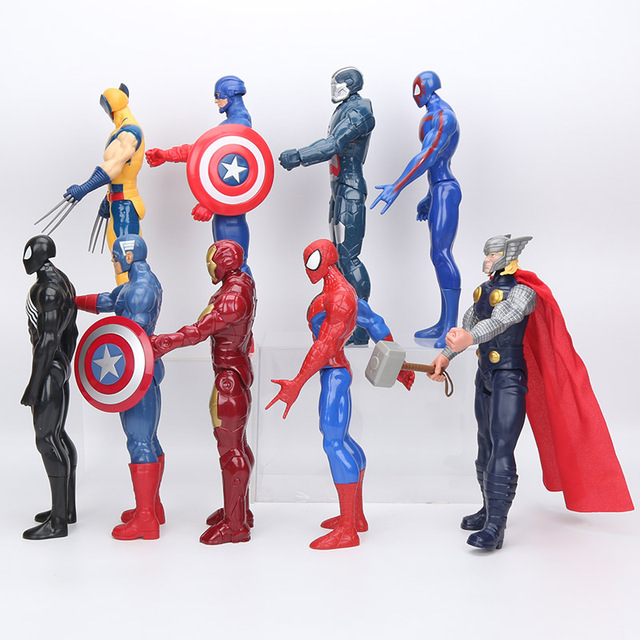 Marvel avengers Super Heros Figure Toy
