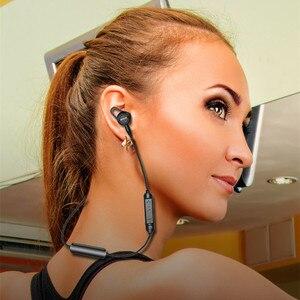 Image 5 - ANC Tai Nghe Chụp Tai Chủ Động Loại Bỏ Tiếng Ồn Tai Nghe Nhét Tai Bluetooth 4.2 Tai Mic Điều Khiển Từ Thể Thao Âm Nhạc Thể Thao Tai Nghe Nhét Tai Không Dây