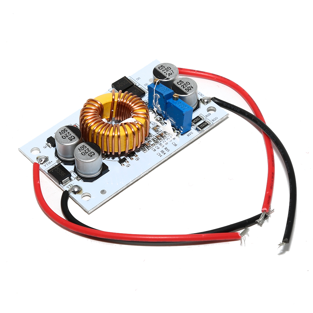 DC-DC 250W 10A Constant Current Step-up Mobile Power Supply LED Driver Module