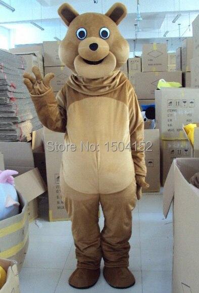 Ours costume de mascotte carnaval costume adulte costume livraison gratuite 4adb8bb07919