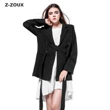 Z-ZOUX Women Blazer Suit Blazers White Formal Jackets Coats Women Spri