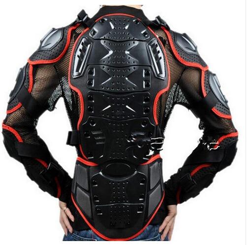 Más motocicletas protección de armadura Motocross chaqueta
