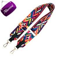 Bag Parts Accessories Bag Strap Shoulder Strap Messenger Crossbody Bags Strap Fashion Canvas Bolsas Multicolor Designer