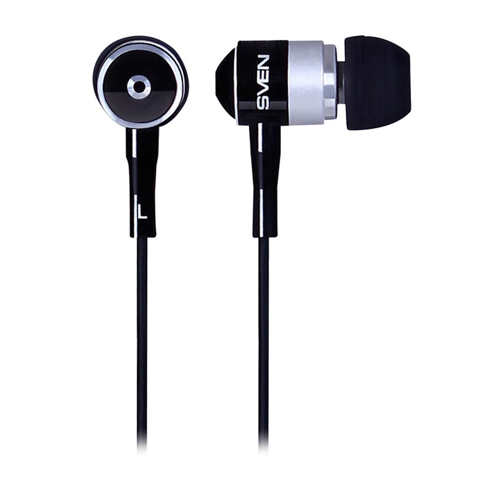 Consumer Electronics Portable Audio & Video Earphones & Headphones SVEN SV-042-10BK
