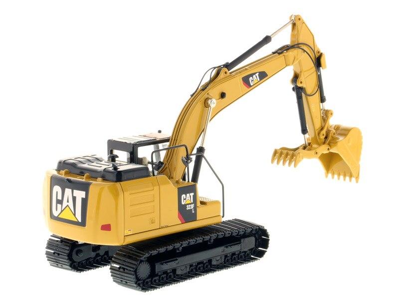 DM 85924 1:50 Katze 323F L Hydraulische Bagger mit Daumen-in Diecasts & Spielzeug Fahrzeuge aus Spielzeug und Hobbys bei  Gruppe 3