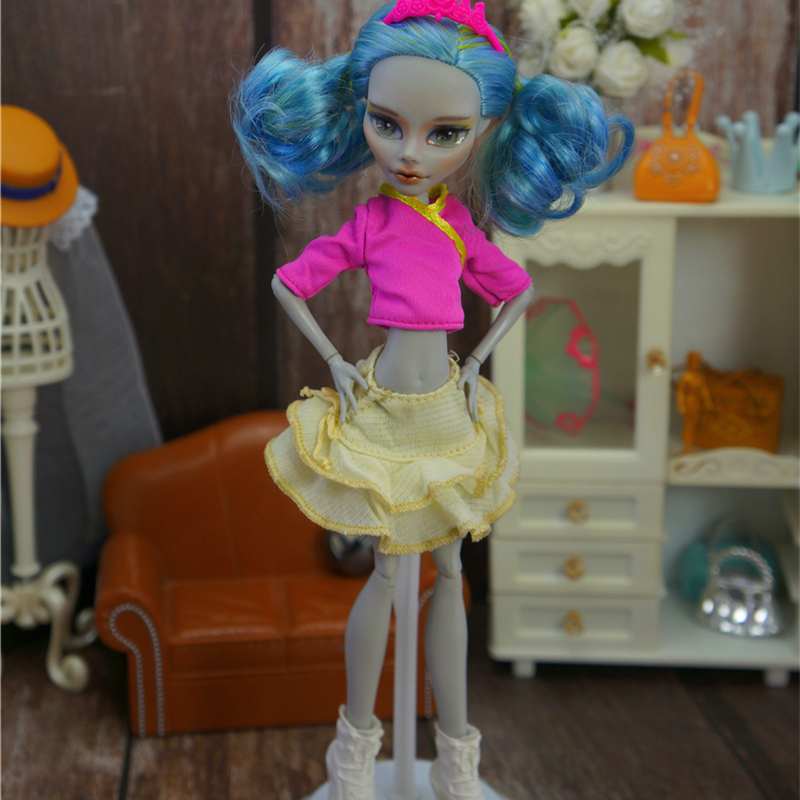 Dolls Aspiring Bag For Lol Surprise Lil Sisters L.o.l Genie Doll Toy Series 2 Sdus Carefully Selected Materials