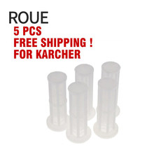 ROUE Overhaast Gs Auto Wasmachine Fitting 5 stk/partij Water Filter Netto Voor Karcher K2-K7 Hoge Druk(China)
