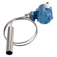 QDY60B Diesel Fuel Tank Level Sensor Oil Tank Level Transducer Hot Water Level Sensor RS485 Output,DC24V