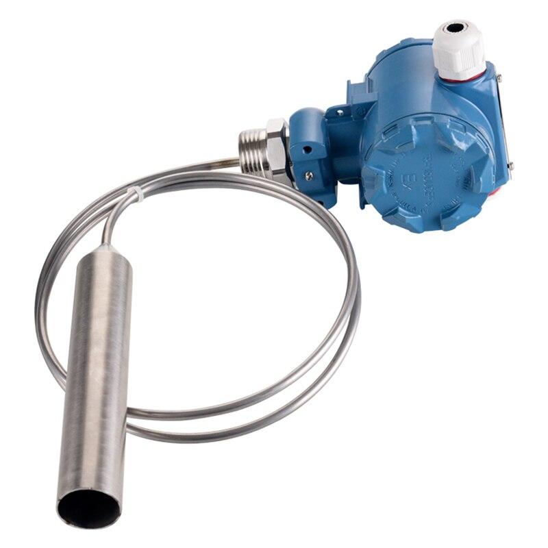QDY60B дизельный уровень топлива в баке датчик масляного бака датчик уровня горячей воды датчик RS485 выход, DC24V
