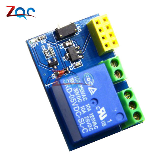 ESP8266 ESP-01S ESP01 S 5V WiFi Relay Module for Arduino ESP01S Things Smart Home Remote Control Switch Phone APP (no ESP-01S) esp8285 serial wifi module esp m2 ai home 16mbit control module fcc beyond esp8266