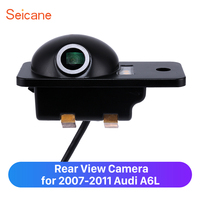 Seicane Blue Ruler 170 HD Waterproof Car Rearview Camera for 2007 2011 Audi A6L Backup Parking Camera