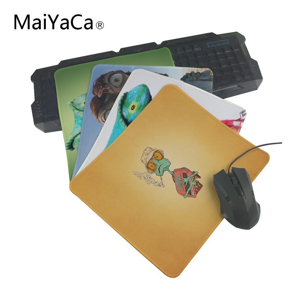 MaiYaCa Cartoon Rango Desk Computer Mouse Pads for Size 18*22cm and 25*29cm Not Lockedge MousePad ...
