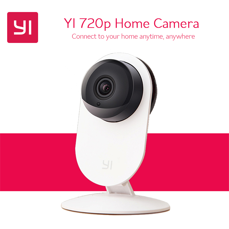 International YI Home Camera 720P HD WiFi Wireless IP Camera Webcam Night  Vision Motion Detection Network 93640a7ef3d46