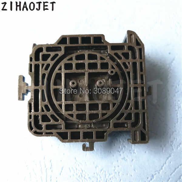 5 pcs DX5 DX7 cap Untuk Mimaki JV5/JV33 Mutoh Valuejet Untuk Epson GS6000 DX7 DX5 capping atas kepala Cap Station dengan 3 lubang