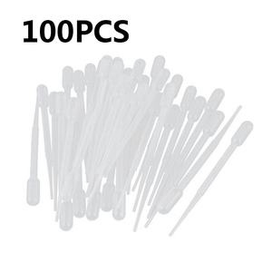 100PCS 0.2ml Plastic Squeeze T