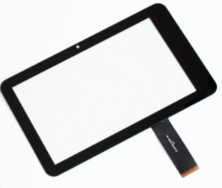 New 7 inch GeoFox MID713GPS 3G Tablet Touch Screen Digitizer Glass Outer touch panel Digitizer replacement Free Shipping new capacitive touch panel 7 inch mystery mid 703g tablet touch screen digitizer glass sensor replacement free shipping
