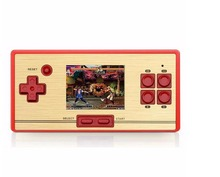 2.6 inch Retro Games Handheld Game Console Game Player Built in 600 games gift for kids