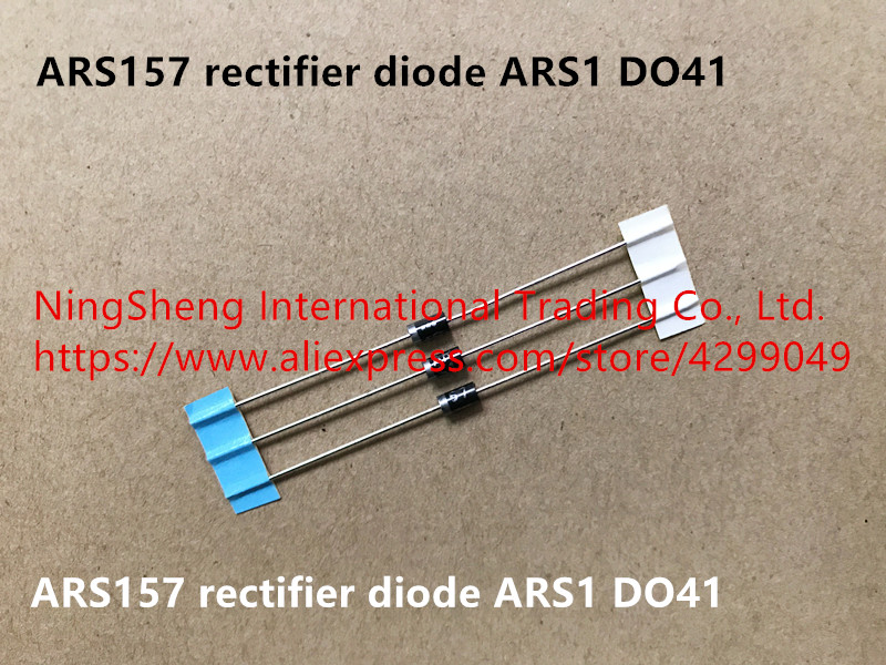 100 pieces 1N5399 DO-15 IN5399 rectificateur diodes 1000 V 1.5 A