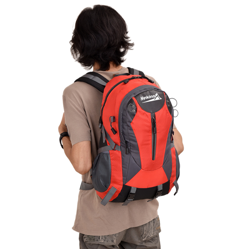 fashion casual double-shoulder travel backpack for women school bags for teenagers printing men backpack