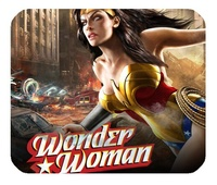 Free Ship2015 New Design Custom Doormats Bedroom Coussin DC Comic Sexy Wonder Woman2 Carpets Bathroom Cartoon