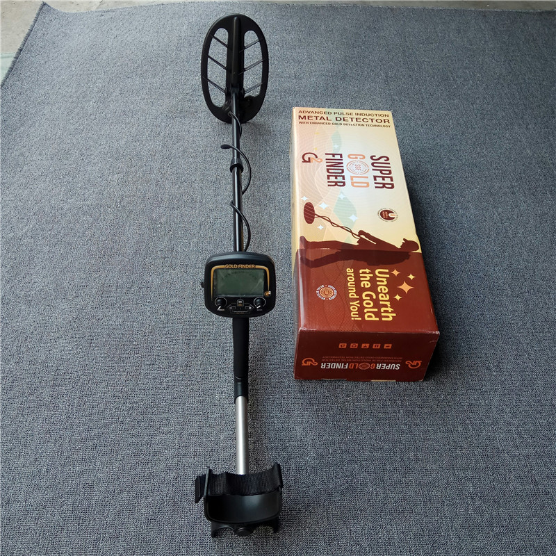 Reliable Underground Metal Detector G2 Professional Deep Search Gold Detector for Detecting Gold