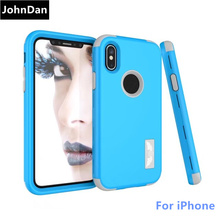 Colorful Accessories Phone Bag For Apple iPhone 5 5S 5G Soft Silicone+Hard Plastic PC Combined Fashion Hybrid Back Cover Case