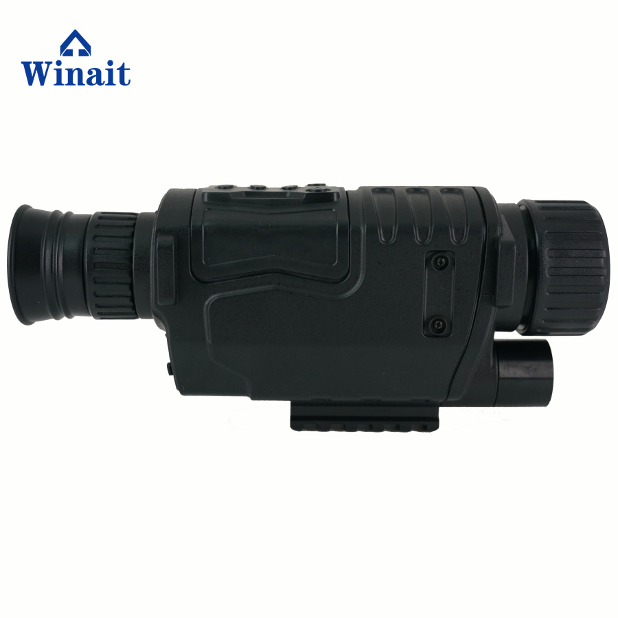 Winait 300 meter night vision digital monocular with 1.5 TFT display telescope digital video cameraWinait 300 meter night vision digital monocular with 1.5 TFT display telescope digital video camera