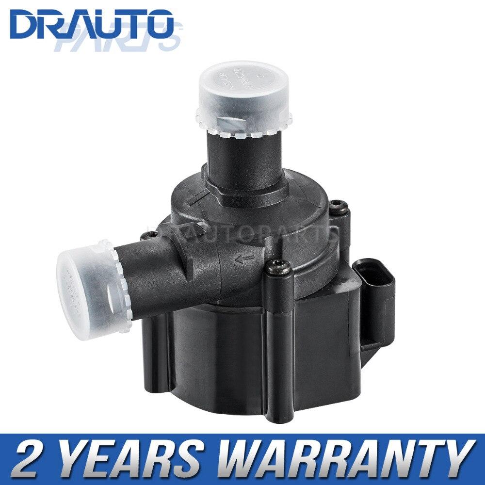 Pompe à eau auxiliaire de refroidissement pour AUDI VW 1.8L 2.0L & 3.0L TDI TSI TFSI 06H121601M 06H121601K