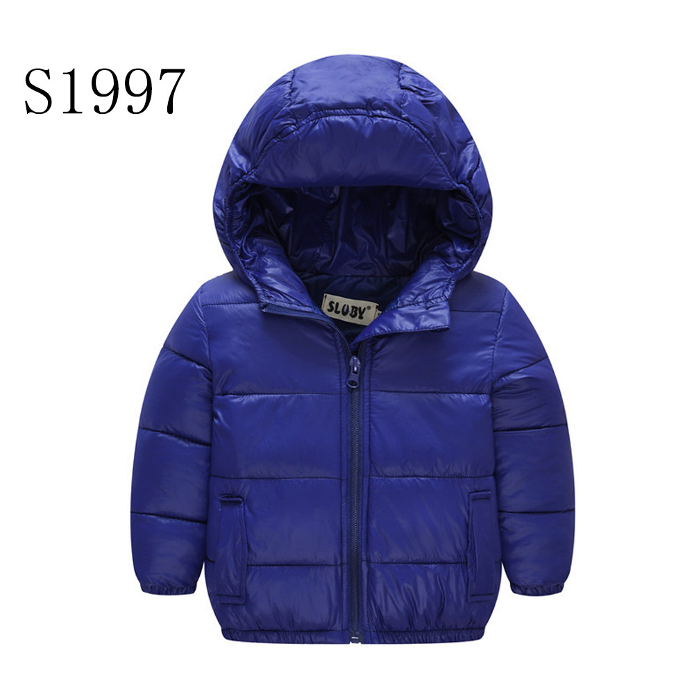 Boys Winter Jacket 2017 New Brand Baby Girls Winter Coats For Kids Warm Down Parkas High Quality 2-8 Years cartoon wallet rashly giant reconnaissance survey marks around pu leather anime dollar bags student gift purse short wallets