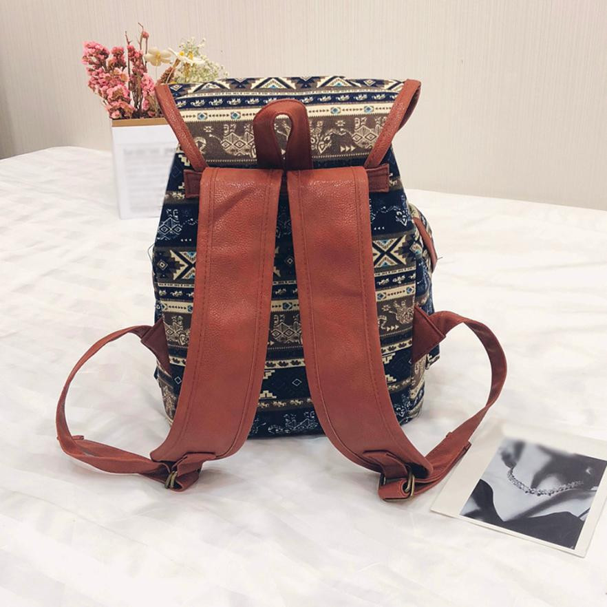 59ec96ca31 Παιδικά   Βρεφικά   s Τσάντες Retro Canvas Butterfly Printing Backpack  Women Leather Shoulder Backpack Vintage Travel Backpacks International  Backpacks  30