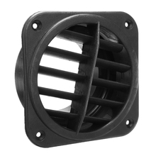 1PC Plastic 75mm Warm Air Outlet Car Heater Ducting Vent For Eberspacher Webasto Propex