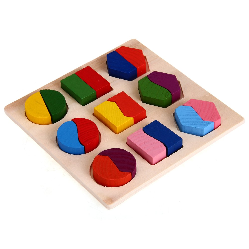 MYMF Best Sale Wooden Puzzle Games Educational Toy for Baby Child
