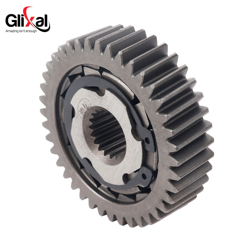US $11 99 |Glixal GY6 125cc 150cc Modified High Performance Fuel Gear Fuel  Economy Siding Gear for 152QMI 157QMJ Scooter Moped ATV Go Kart-in Engines