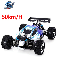 2018 Newest RC Car Electric Toys Remote Control Car 2.4G Shaft Drive Truck High Speed RC Car Drift Car Rc Racing include battery