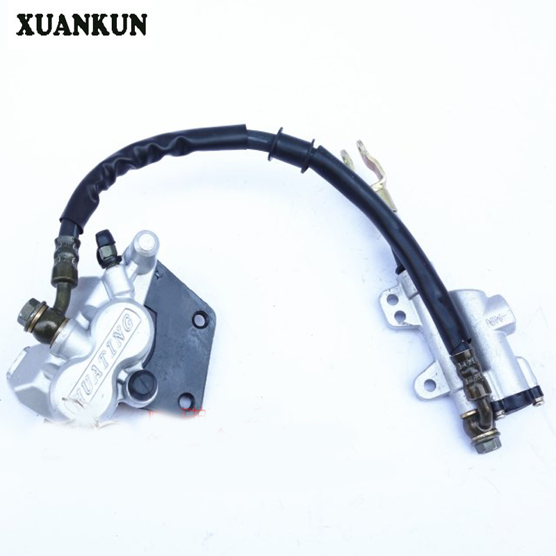 XUANKUN  Motorcycle Modified Parts After The Car Brake  After The Brake Pump xuankun motorcycle scooter electric motorcycle electric car brake on the pump before and after the disc brake pump