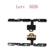 10 ШТ. power on/off + Объем кнопочная клавиатура Flex Ленточный Кабель Для Пусть V LeEco Le2 X620