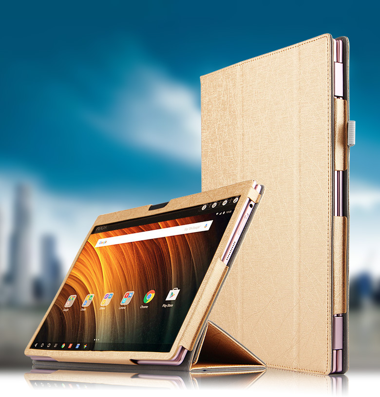 Leather Case For Lenovo YOGA A12 12.2 inch Case Cover Luxury Flip For Lenovo YOGA A12 Cover Shell Tablet PC Protective Skin