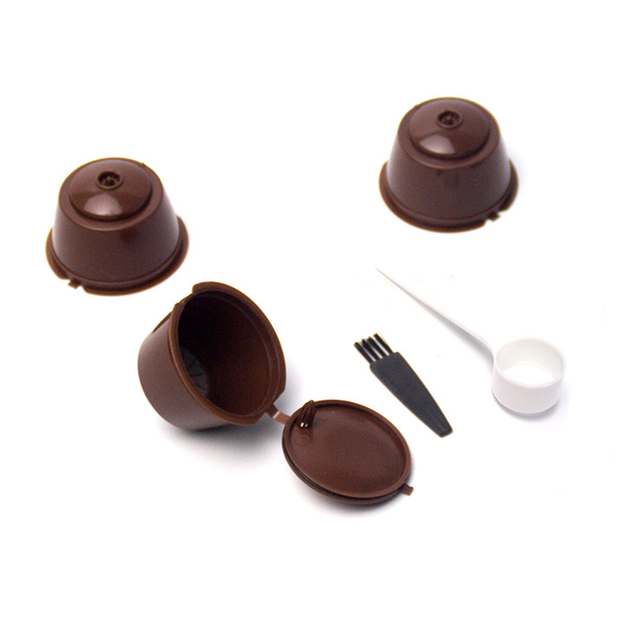 Reusable Coffee Capsule Coffee Filter