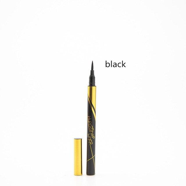 1PC Black Brown Waterproof Eyeliner Pencil Long-lasting Liquid Eye Liner Pen Pencil Make Up Tool 2