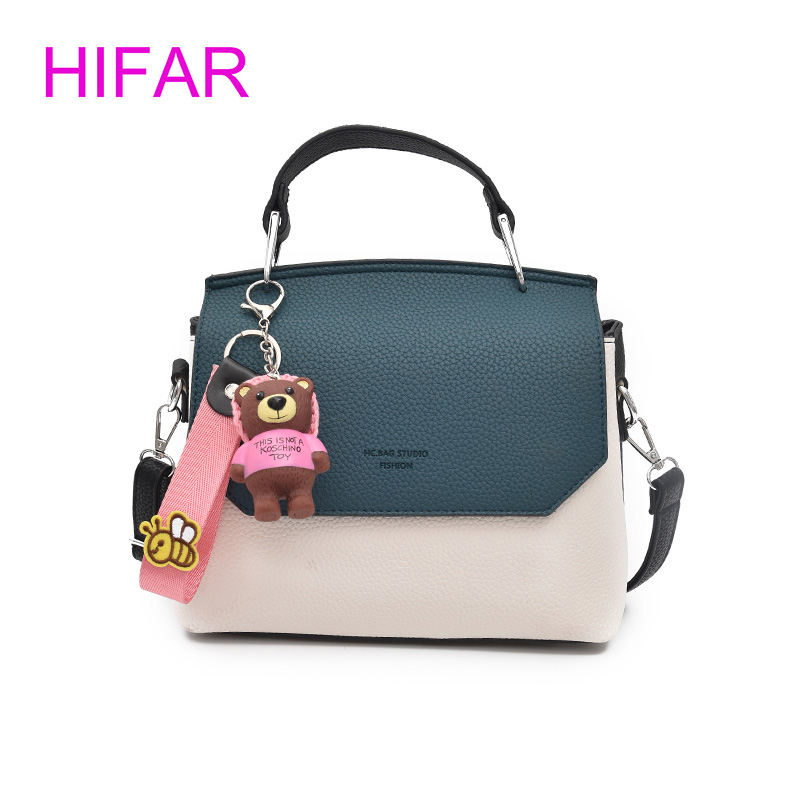 Fashion Women Shoulder Bags Hit Color Pu Leather Women Handbags Luxury Handbags Women Bags Designer High Quality Female Bag
