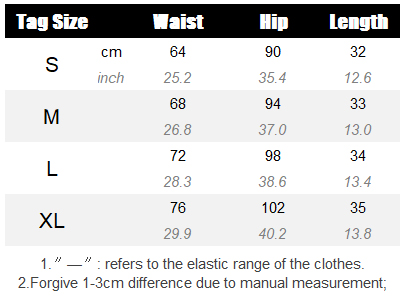 21a52f1f228 Because of sizing and cut will vary between brands