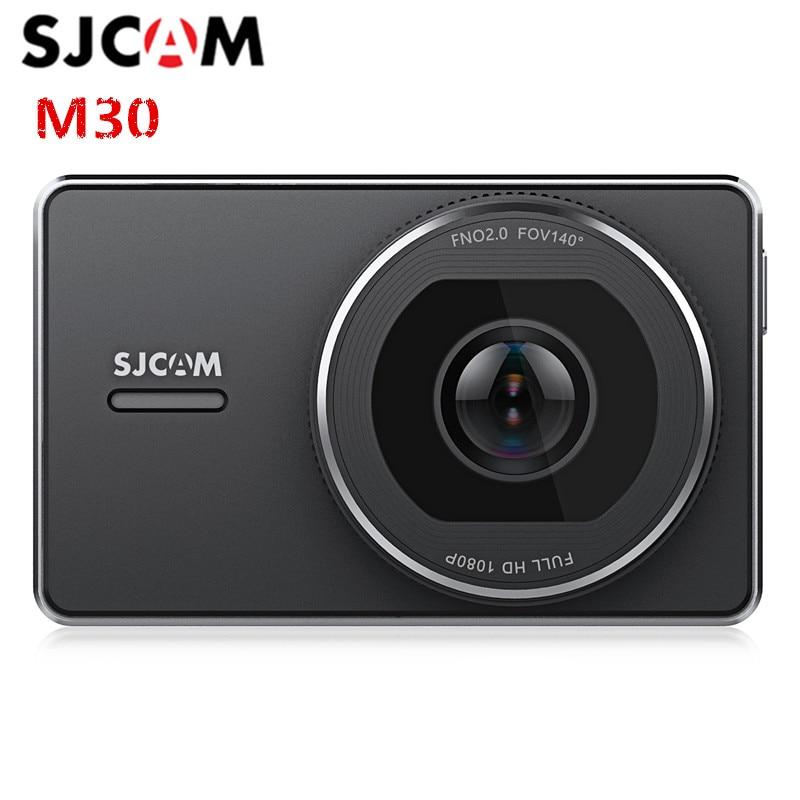 SJCAM SJDASH M30 Sports Vehicle Dashboard Dash Cam Camera WiFi Video DVR Full HD 1080P 3.0' LCD Wireless WiFi 802.11b/g/n 2.4GHz sjcam sjdash