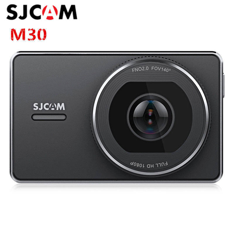 SJCAM SJDASH M30 Sports Vehicle Dashboard Dash Cam Camera WiFi Video DVR Full HD 1080P 3.0 LCD Wireless WiFi 802.11b/g/n 2.4GHz