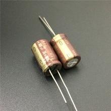 100pcs 180uF 35V Japan ELNA RJJ Series 10x16mm Low Impedance High Reliability 35V180uF Audio grade Capacitor