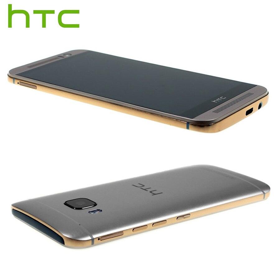 T-Mobile Version HTC One M9 4g LTE Mobile Téléphone Octa Core 3 gb RAM 32 gb ROM 5.0 pouces 1920x1080 Arrière Caméra 20MP 2840 mah Téléphone Portable