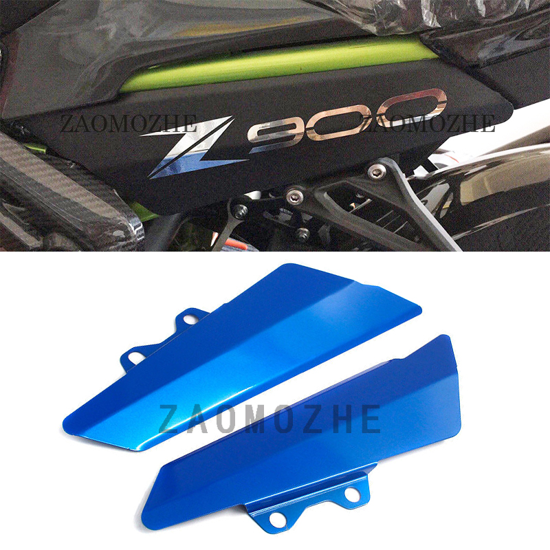 For <font><b>KAWASAKI</b></font> Z900 <font><b>2017</b></font> Motorcycle Accessories Left & Right Decoration Protective Cover For <font><b>KAWASAKI</b></font> <font><b>Z</b></font> <font><b>900</b></font> <font><b>2017</b></font> image