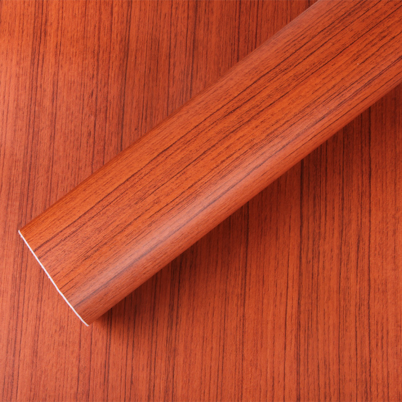 Cars/ Rooms Interier Furniture Decorating Film Wood Textured Grain Vinyl Wrap Sticker Decals 0.3x1.24m-W1322