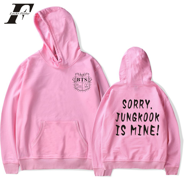 56fde27090b77 2017 BTS kpop hoodie Sweatshirt Men women Hoodies Popular Idol JUNG KOOK V Female  moletom Autumn And Winter casaco Clothes 4xl
