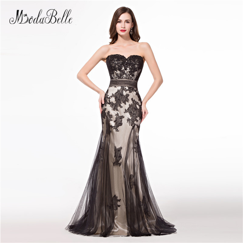 modabelle Sweetheart Mermaid Lace Evening Dresses Elegant ...